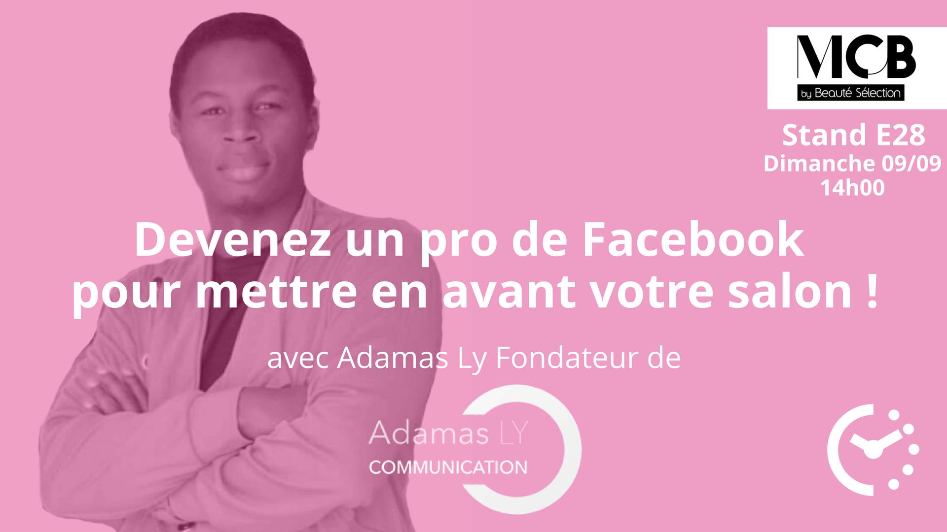 Dimanche 14h-Ly Adamas communication flexybeauty
