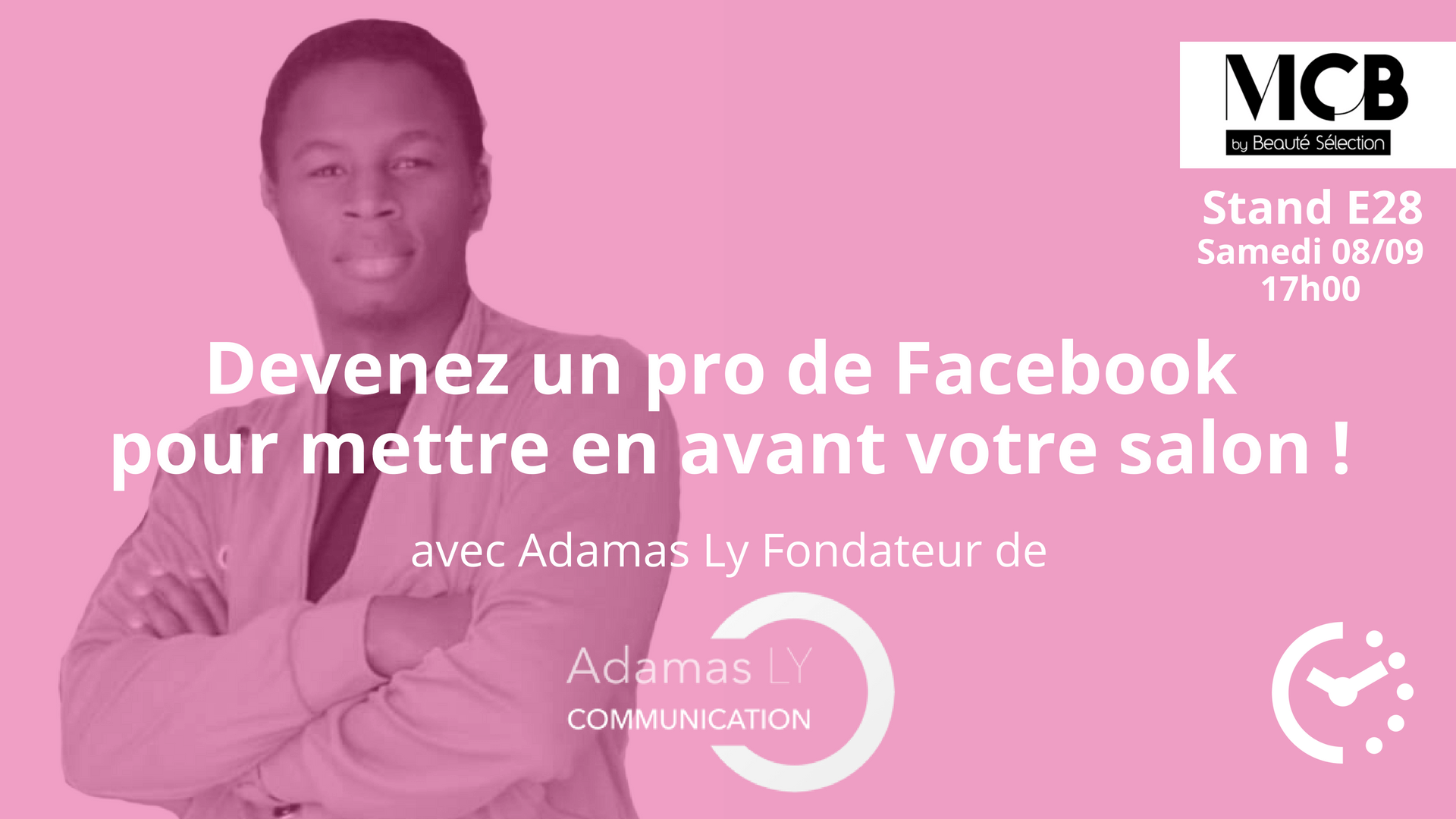 Samedi 17h-Ly Adamas communication flexybeauty
