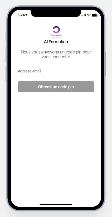APP AL COMMUNICATION sur ios et android