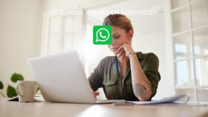 al communication whatsapp business